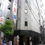 焼肉OKINA - 焼き肉OKINAが入ってる建物。お店はこの1階です。