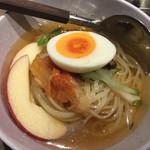 焼肉 華道 - 冷麺