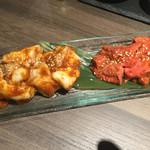 焼肉 華道 - テッチャン&○○○