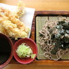 三星食堂 - 料理写真:天ざるそば_1,100円