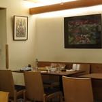 ナニワヤ・カフェ - 店内の様子
