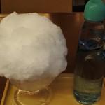 ナニワヤ・カフェ - 氷ラムネ