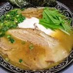 丸直 - こってり鶏 醤油 / 780円