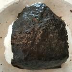 おむすびと豚汁の店 なんぶ屋 - しゃけ山漬け(白米) 160円