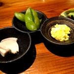串衛門 - 前菜