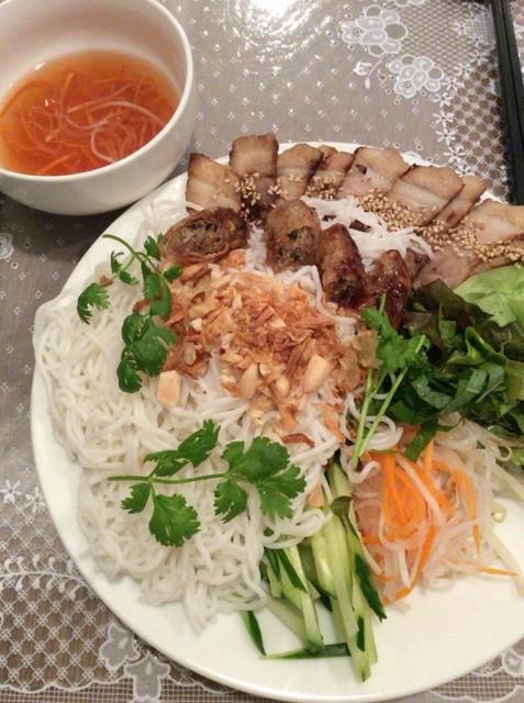 サハラ アジアンレストラン - ブンチャー