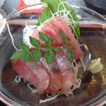 永田 - お刺身定食