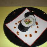 松原亭 - サイド、コース用フォアグラ寿司