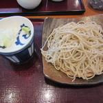 手打そば 尾沼 - 蕎麦(小)