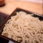 蕎麦 あざみ - 蒸籠(せいらう)