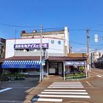 谷信菓子店 - 交差点に面しています(2016年8月)