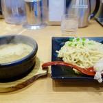 55224226 - [2016/08]濃厚強火炊きつけめん(840円)