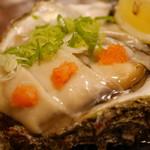 鳥みき - 生牡蠣