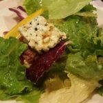 洋食屋 くに亭 - 前菜サラダ