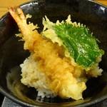 Morihei - 海老天丼