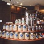 アロマ珈琲 高槻 1971 - シンプルで落ちつける大人の空間の喫茶店