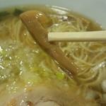 創彩麺家 野の実 - メンマ