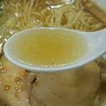 創彩麺家 野の実 - スープ