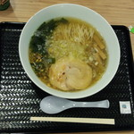 創彩麺家 野の実 - 塩らあ麺(大盛)(990円)