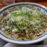 橋龍 - 関西青ねぎラーメン ¥750