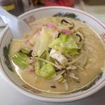 一龍ラーメン - 料理写真:「チャンポン」(750円)。美味しかったです。