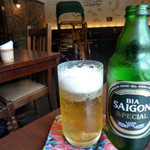 55233951 - ベトナムビール、サイゴンクラシック