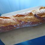 春小麦 - 料理写真:バゲット