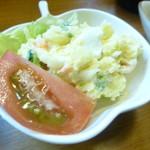 久六 - ポテトサラダ