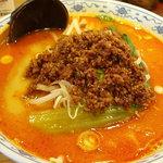 市々ラーメン - 自慢の坦々麺