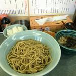 こむぎや - 特製つけ麺(850円)