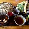 蕎麦遊 いしかわ - 料理写真:鴨つけ汁とつゆの両方でいただきましたd(^_^o)