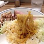 らーめん鱗 西中島店 - 辛和え麺