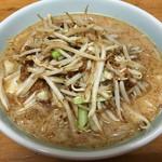桂山 - 料理写真:モヤシ担々麺