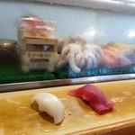 美寿司 - 並寿司(¥1100)いただきました