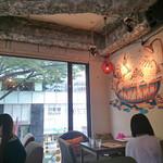 hole hole cafe&diner - 店内