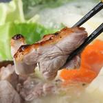 鶏亭 SaCURA - 天草大王のガラで6時間煮込んだ白濁スープ