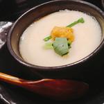 さっぽろ鮨処 海森 - 海鮮茶碗蒸し