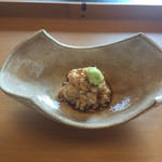 日本料理 山崎 - 毛ガニ