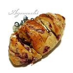 ベーカリー&カフェ リーノ - ベリー&チーズのパン