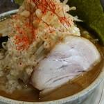 麺家 とみぃず - 料理写真:極みそ二郎