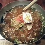 55255391 - 【(期間限定)氷結冷麺 ハーフ】¥680