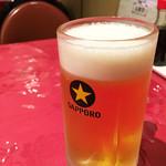 五修堂 - 生ビール