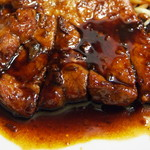 HONMACHI 豚テキ - 厚切り豚テキ シングル(200g)