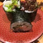 まるちゅう - おかわり❗️名物サラダ巻❗️