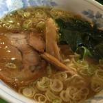 55256521 - 中華そば 万楽(愛知県名古屋市西区江向町)万楽麺(ラーメン) 並
