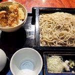 嘉一 - 嘉一(まかない小丼ともり 1,100円 ※昼メニュー 数量限定)