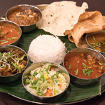 アーンドラ・ダバ - 2016.8 Andhra Dhaba Dinner Non Veg Meals(1,890円→1,701円)