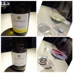 TTOAHISU - ◆次に「白ワイン」や「赤ワイン」を頂きながら・・