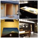 TTOAHISU - 店内は落ち着いた印象のお洒落空間。