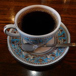 亜門珈琲館 - ドリンク写真:ブレンドコーヒー